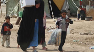 UN urges neighbours to aid Iraqis