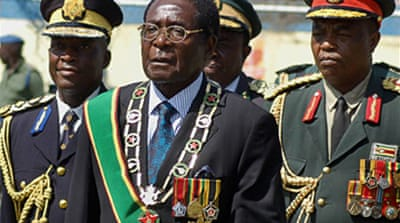 Mugabe blasts 'criminal' opposition