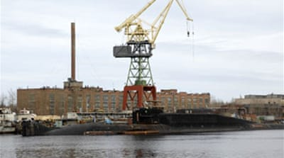 Russia plans floating nuclear plant