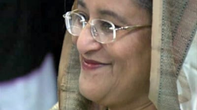 Curbs imposed on ex-Bangladesh PM