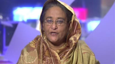 Court rejects Hasina immunity plea
