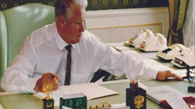Obituary: Boris Yeltsin