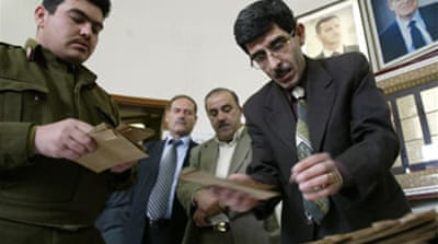 Counting begins in Syria elections