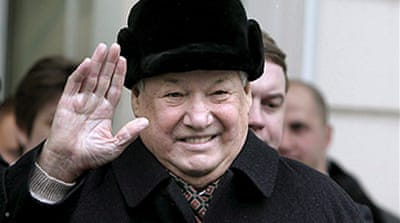 Yeltsin to lie in state in Moscow