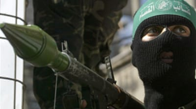 Hamas fighters end Israeli truce