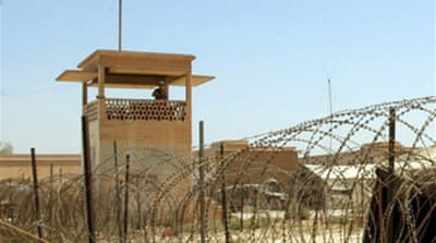 US Iraqi prison commander detained