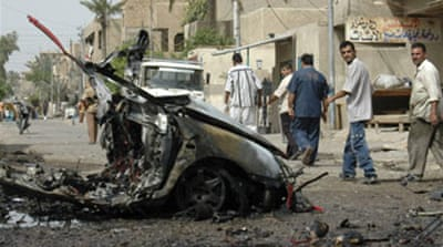 Many killed in Iraq car bomb attack