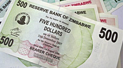 Zimbabwe records highest inflation