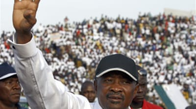 Mali votes in presidential poll