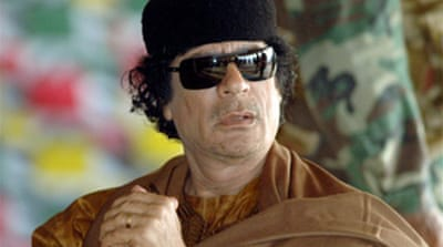 Gaddafi opposes Darfur intervention