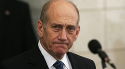 Olmert faces calls to resign