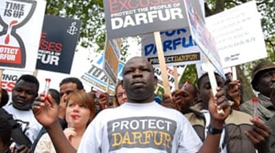 Global rallies to end Darfur crisis