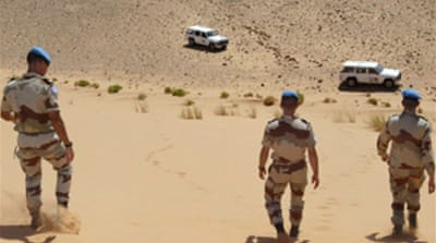 UN calls for talks on W Sahara