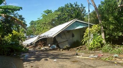 Toll rises in tsunami-hit Solomons