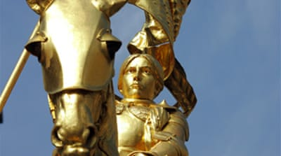 Joan of Arc 'an Egyptian mummy'