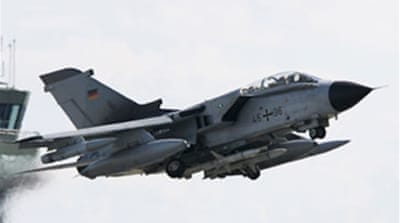 Germany sends jets to Afghanistan