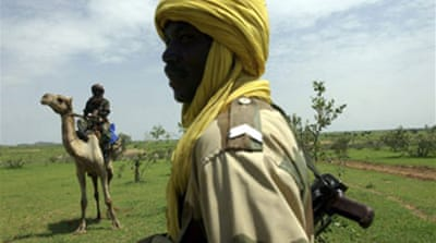 Chad army 'attacked from Sudan'