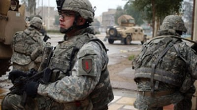 US soldiers killed in Iraq bombing