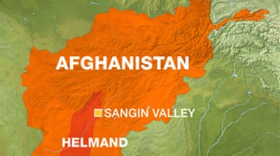Heavy Taliban losses claimed