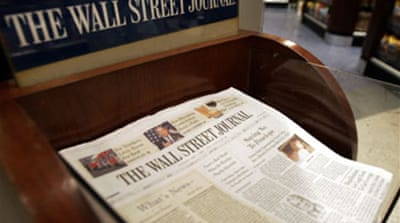 Dow Jones 'agrees' Murdoch bid