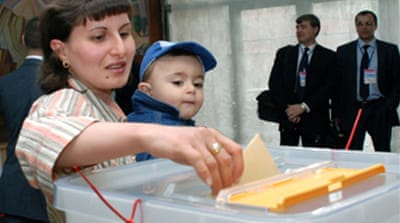 Opposition says Armenia poll flawed