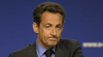 Sarkozy speaks out against Turkey