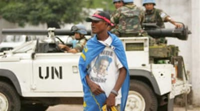 UN to keep peacekeepers in DR Congo