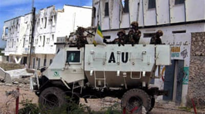 Somalia blast kills AU peacekeepers