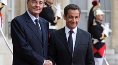 Sarkozy assumes French presidency