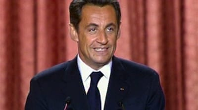 Sarkozy to tackle EU 'paralysis'