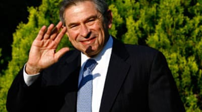 Wolfowitz in face-saving exit talks