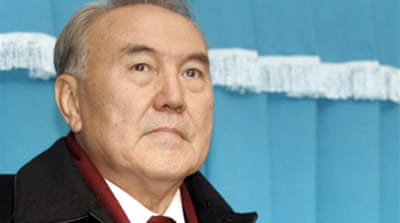 Kazakh channel taken off air