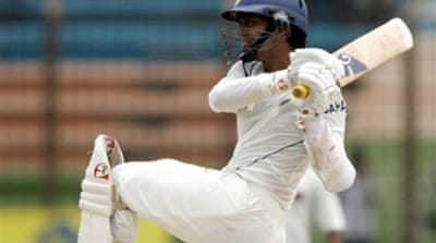 India in control against Bangladesh