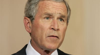 Bush vetoes Iraq withdrawal bill