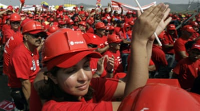 Venezuela nationalisation goes on