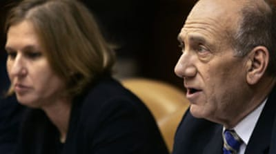Olmert rejects resignation calls