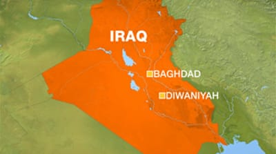 Iraqi governor killed in bombing