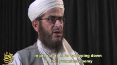 Al-Qaeda's Afghan head 'named'