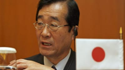 Japan minister commits suicide