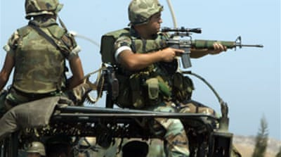 Gunfire breaks Lebanon lull