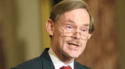 Zoellick confirmed World Bank chief