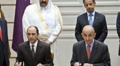 Qatar in major Airbus deal