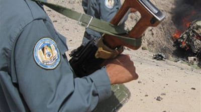 Taliban ambush kills policemen
