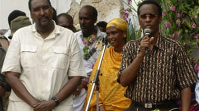 Mogadishu's new mayor sworn in