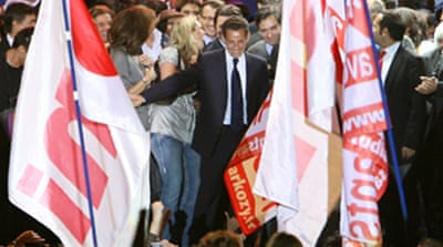 Sarkozy elected French president