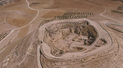 Herod's tomb 'found' in West Bank