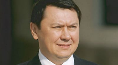 Kazakh dissident granted bail