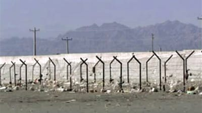 Iran to wall off Baluchistan border