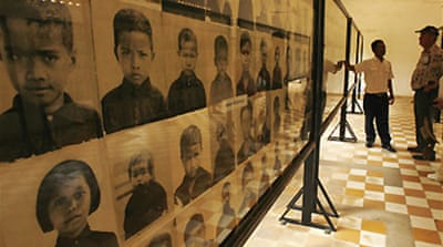 Tortured by the Khmer Rouge