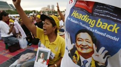 Thaksin can return to Thailand